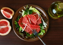 Citrus Sensation: Summer Pomelo Salad Recipe